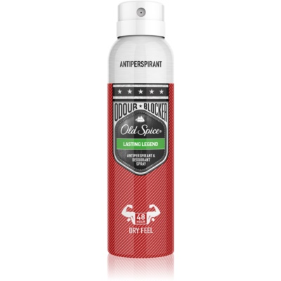 Old Spice Odour Blocker Lasting Legend Antiperspirant Spray