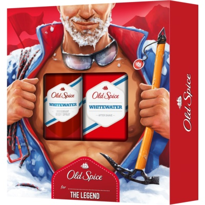 Old Spice Whitewater coffret II.