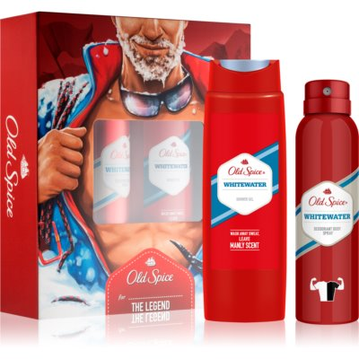 Old Spice Whitewater Gift Set I.