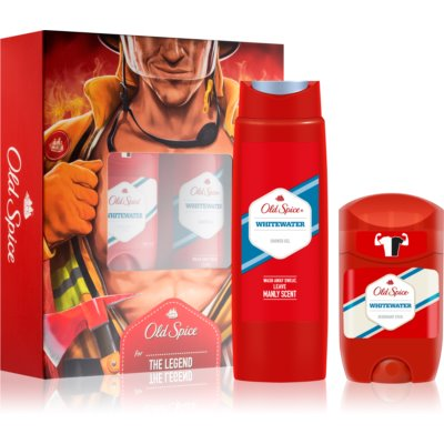Old Spice Whitewater lote de regalo III.