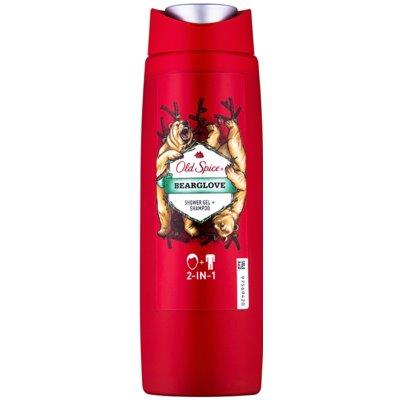 gel de ducha para hombre 250 ml