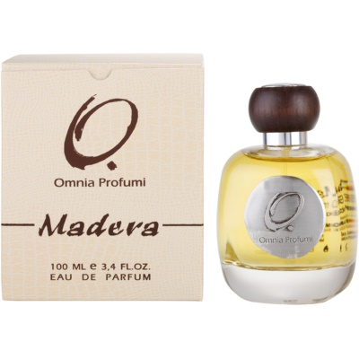 Omnia Profumo Madera Eau de Parfum para mulheres