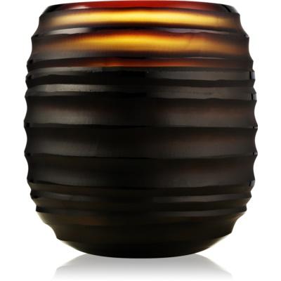 Onno Bella Note Brown dišeča sveča  13 x 15 cm