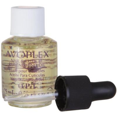 hranljivo olje za nohte s pipeto