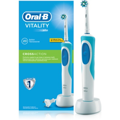 Oral B Vitality Cross Action D12.513 brosse à dents électrique
