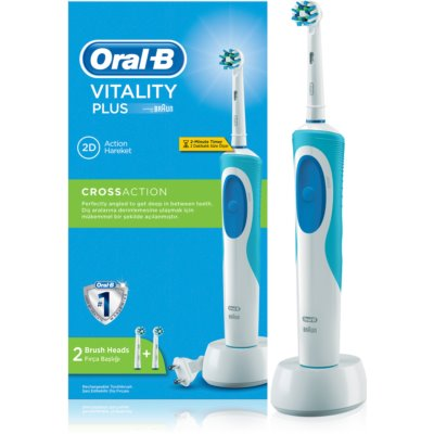 Oral B Vitality Cross Action D12.523 електрична зубна щітка
