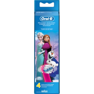 Oral B Stages Power Frozen EB10K сменяеми глави много мека