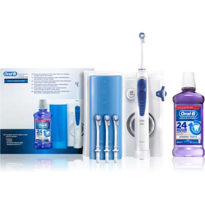Oral B Oxyjet MD20 Cosmetic Set I. Unisex