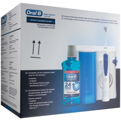 Oral B Oxyjet MD20 coffret I.