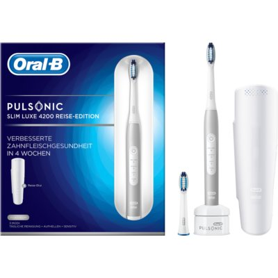 Oral B Pulsonic Slim Luxe 4200 Platinum brosse à dents sonique