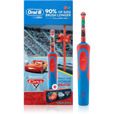 Oral B Stages Power Cars D12.513K Cosmetic Set I.
