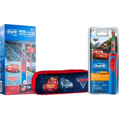 Oral B Stages Power Cars D12.513K lote cosmético I.