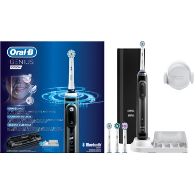 Oral B Genius 10000N Black elektromos fogkefe
