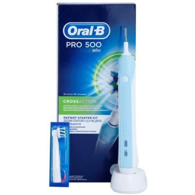 Oral B Pro 500 D16.513.U Box Professional elektryczna szczoteczka do zębów