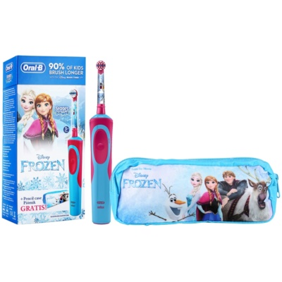 Oral B Stages Power Frozen D12.513K Cosmetica Set  I.