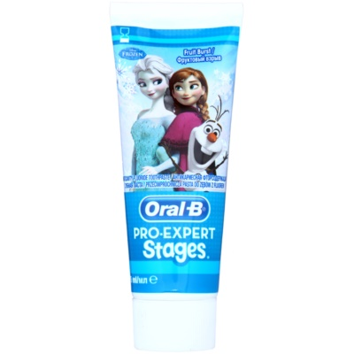 Oral B Pro-Expert Stages Frozen Toothpaste for Children
