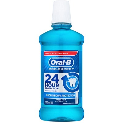 Oral B Pro-Expert Professional Protection Mouthwash