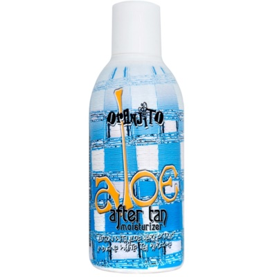 Oranjito After Tan Aloe lait hydratant après-soleil