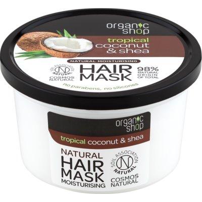 intenzív hajmaszk hidratáló hatással