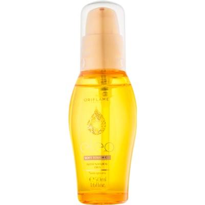 verfeinerndes Öl für das Haar