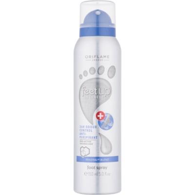spray refrescante para pies para eliminar el olor