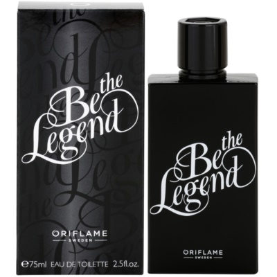 Oriflame Be the Legend eau de toilette férfiaknak