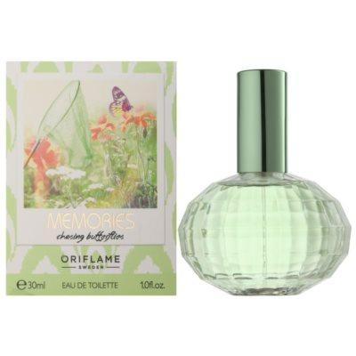 Oriflame Memories: Chasing Butterflies Eau de Toilette pentru femei