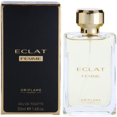 Oriflame Eclat Femme туалетна вода для жінок