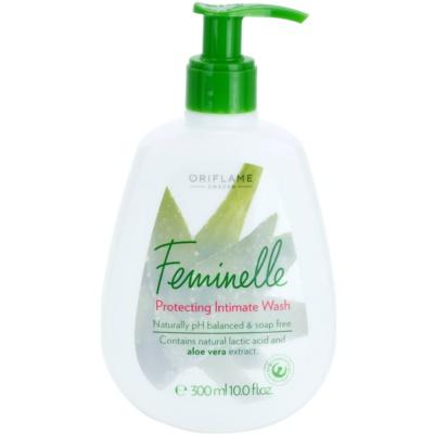schützende Emulsion für die Intimhygiene