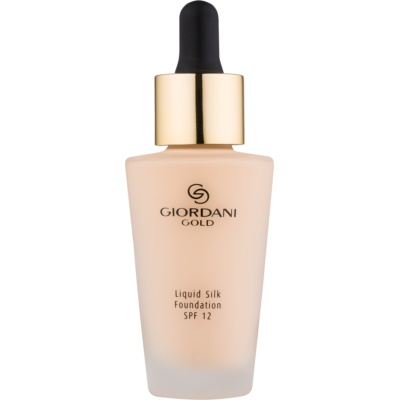 Foundation for Natural Finish SPF 12