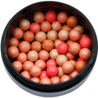 bronzující pudr v kuličkách