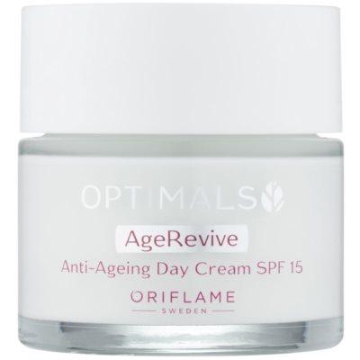 crema de día  antiarrugas  SPF15