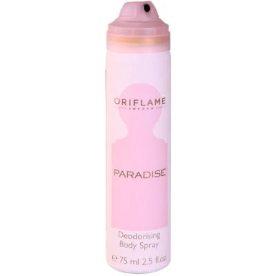 deospray per donna 75 ml