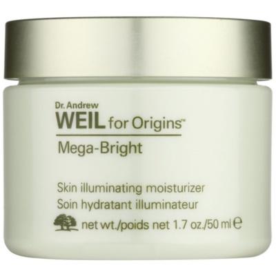crema hidratante para iluminar la piel
