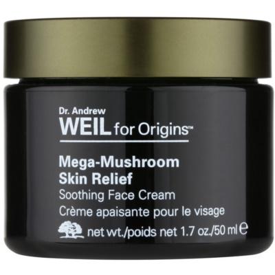 Feuchtigkeitscreme zur Beruhigung der Haut
