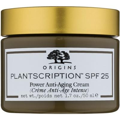 crema antienvejecimiento SPF 25