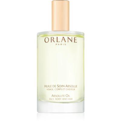 Orlane Sun Glow ulei hranitor pentru față, corp și păr