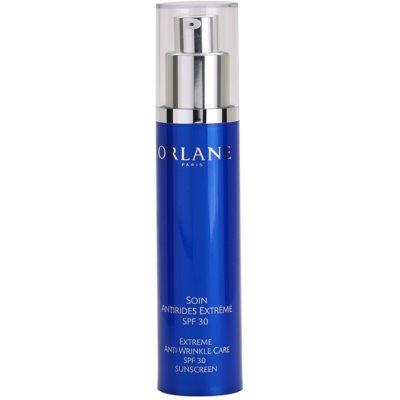 crema antiarrugas de protección UV alta