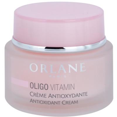 Antioxidans-Tagescreme zur Verjüngung der Gesichtshaut