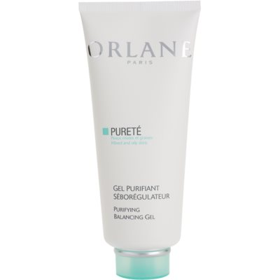 gel de curatare calmant pentru piele normala si grasa