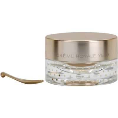 Rejuvenating Eye Cream With Royal Jelly And Gold