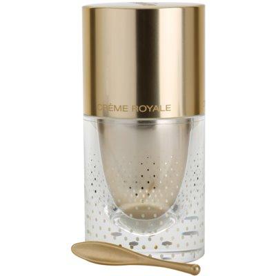 crema facial rejuvenecedora con jalea real y oro
