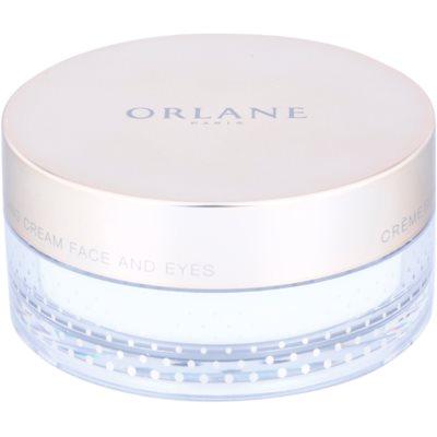 crema limpiadora para rostro y ojos