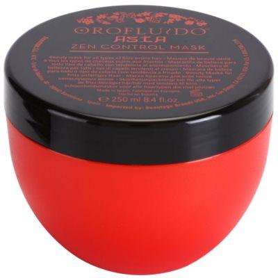 máscara nutritiva para cabelos crespos e inflexíveis