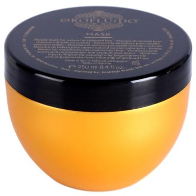 intenzivní hydratační maska pro přírodní nebo barvené vlasy