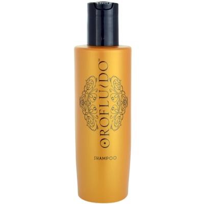šampón pre všetky typy vlasov