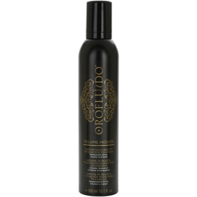 Mousse For Volume Medium Firming