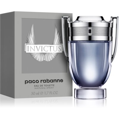 Paco Rabanne Invictus Eau de Toilette for Men