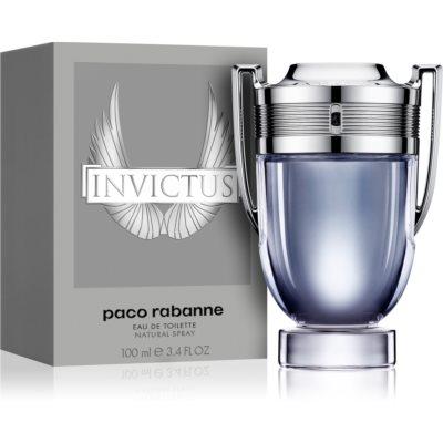 Paco Rabanne Invictus туалетна вода для чоловіків