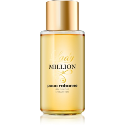 Paco Rabanne Lady Million Shower Gel for Women